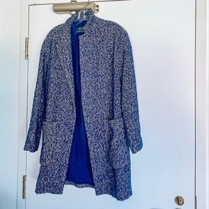 Coat (houndstooth style)